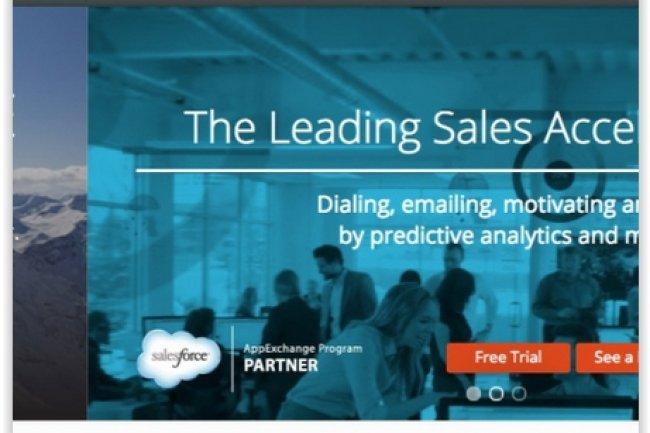 InsideSales compte 2000 clients dans le monde dont ADP, Sprint et Groupon. (crédit : D.R.)