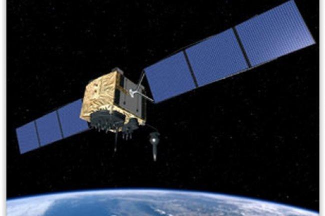 Le premier GPS IIF de Boeing pour le compte de l'Armée américaine a été lancé le 27 mai 2010. (crédit : D.R.)