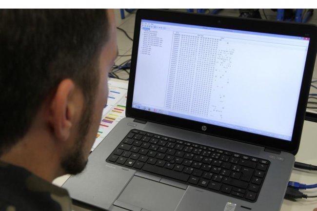 L'armée française s'entraîne aussi dans le cyber-espace.