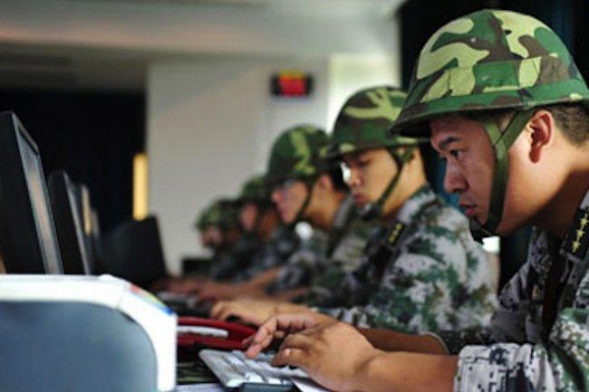 La Chine l'avoue enfin, elle a bien des hackers dans son arm�e populaire. (Cr�dit D.R.)