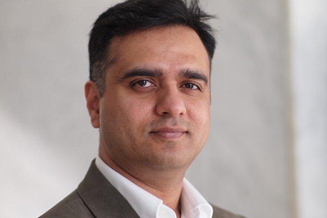 Dheeraj Pandey, CEO et fondateur de Nutanix, était de passage en France pour rencontrer ses clients.