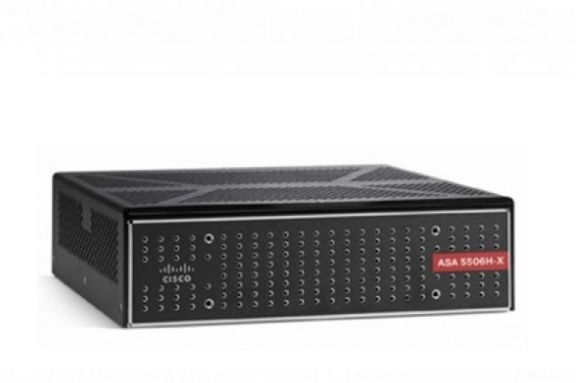 Le firewall ASA Firepower 5506H-X a été conçu pour protéger les machines industrielles des menaces extérieures. (crédit : D.R.)