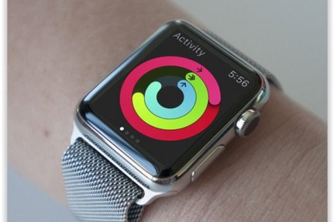 Apple a lancé la Watch le 24 avril 2015. (crédit : Susie Ochs)