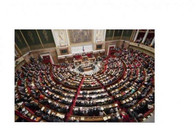 L'Hémicycle a massivement voté pour le projet de loi sur le renseignement en cet après-midi 5 mai 2015. Le texte va passer devant le Sénat. (crédit : D.R.)