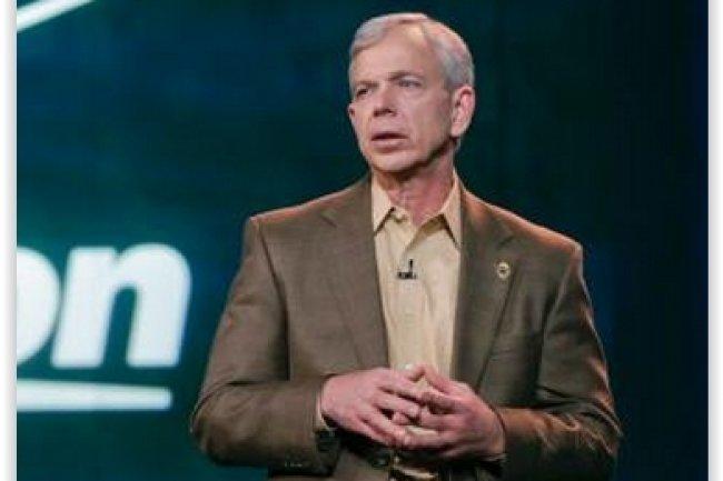 Lowell McAdam, CEO de Verizon, a pour ambition de faire prendre à son entreprise le virage de la vidéo et de la publicité en ligne et mobile. (crédit : D.R.)