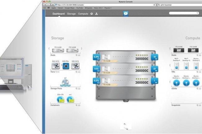 Nutanix offre une version gratuite de sa solution d'hyperconvergence.