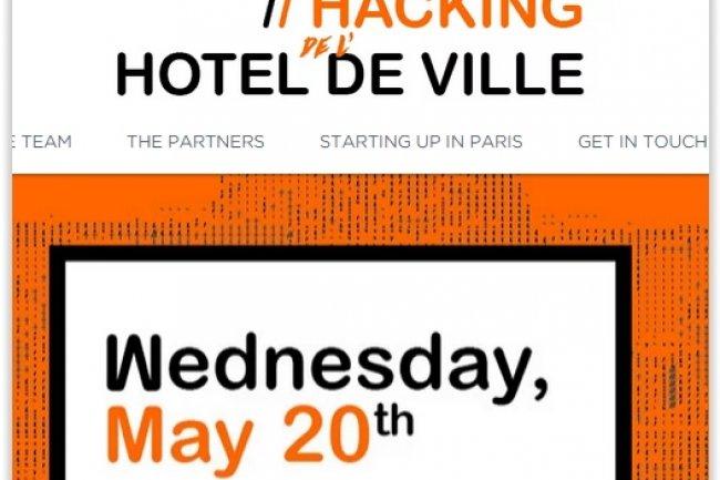 200 start-ups réunies à l'Hôtel de Ville de Paris le 20 mai