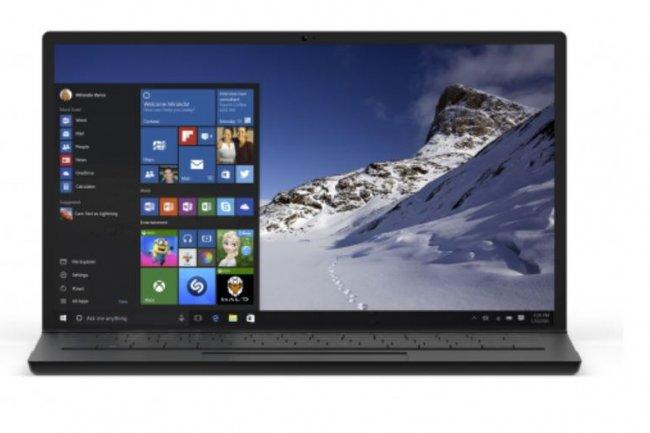 Windows 10  arrivera le 29 juillet prochain. Aux Etats-Unis, le revendeur Newegg a laissé flitré des informations sur le prix des versions OEM pour le grand public et  les professionnels. Crédit: D.R
