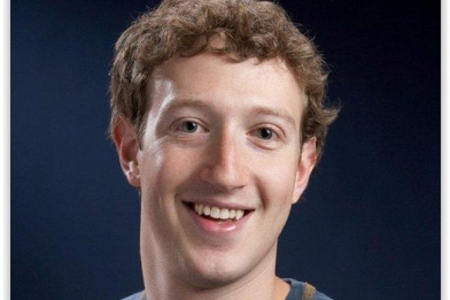 Mark Zuckerberg, le CEO de Facebook, a d�j� eu plusieurs fois l'occasion d'effectuer des d�placements en France. (cr�dit : D.R.)