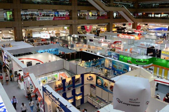 La 35ème édition du Computex s'esty déroulée du 1er au six juin à Taiwan. Crédit photo : D.R.