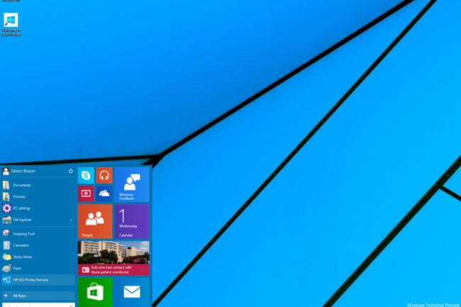 Les mises � jour de Windows 10 seront profil�es en fonction des utilisateurs pro ou grand public.
