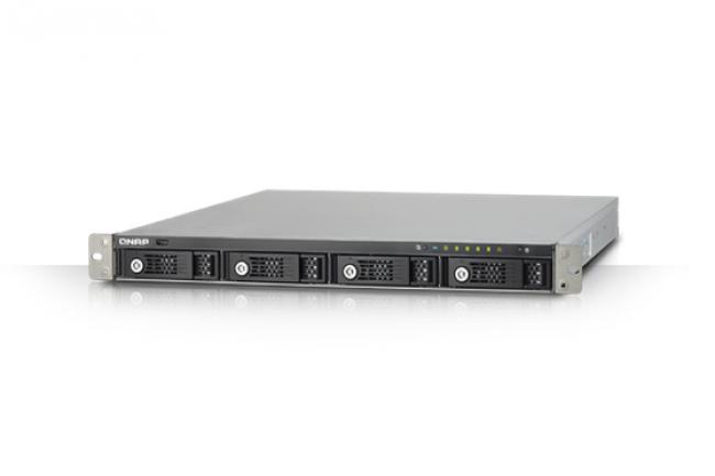 Reposant sur une base ARM, le NAS TS-431U de Qnap arrive à un tarif particulièrement bon marché.