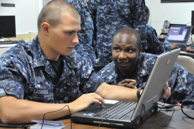 La Marine américaine va pouvoir bénéficier de correctifs de sécurité pour ses équipements tournant sous XP. (crédit: D.R.)
