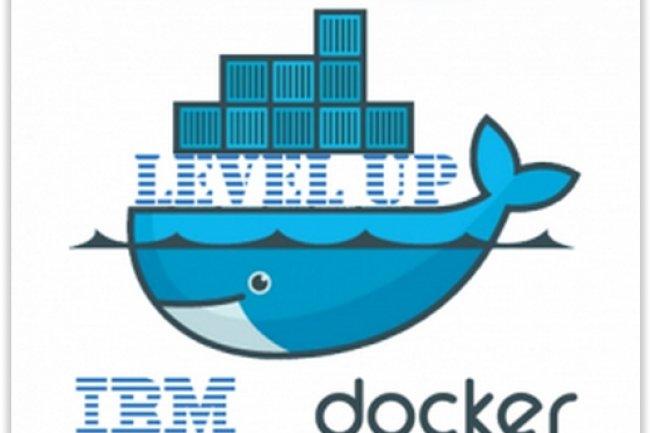 IBM Containers est un service de conteneurs de classe entreprise bas� sur Docker et construit sur la plate-forme PaaS Bluemix. (cr�dit : D.R.)