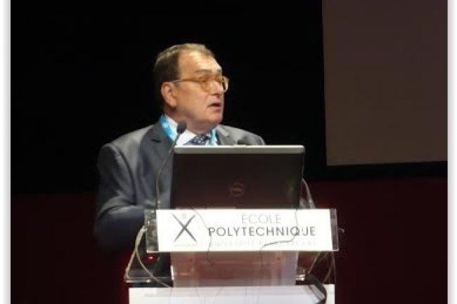 Gérard Roucairol, président de Teratec, a ouvert la 10e édition de Teratec. (crédit : M.G.)