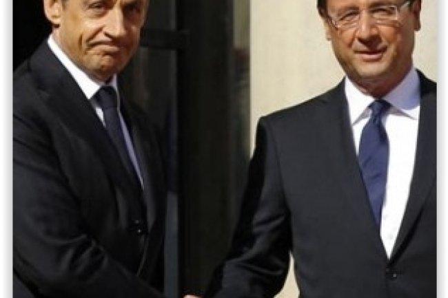 Les conversations téléphoniques privées et professionnelles de Nicolas Sarkozy et François Hollande mais aussi de Jacques Chirac ont été écoutées par la NSA. (crédit : D.R.)