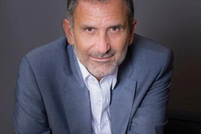 Guy Mamou-Mani, président de Syntec Numérique, a créé un dispositif pour aider les start-ups de l'Hexagone à se développer. Crédit: D.R