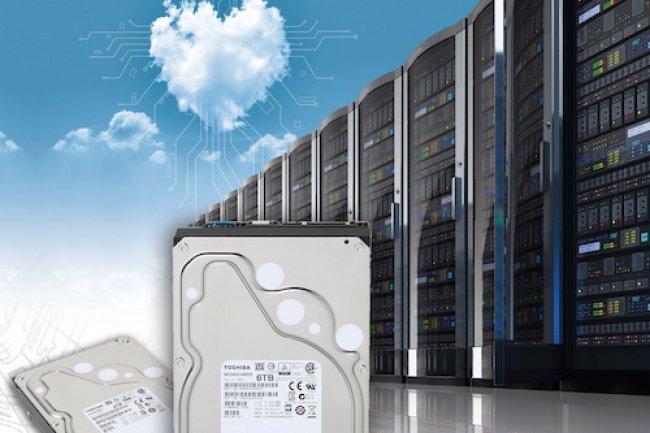 Toshiba ajoute un disque dur 6 To à sa gamme MC04.