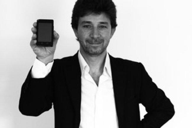 Lionel Baraban compte bien devenir le leader mondial et français des solutions NFC sécurisées. (crédit : D.R.)