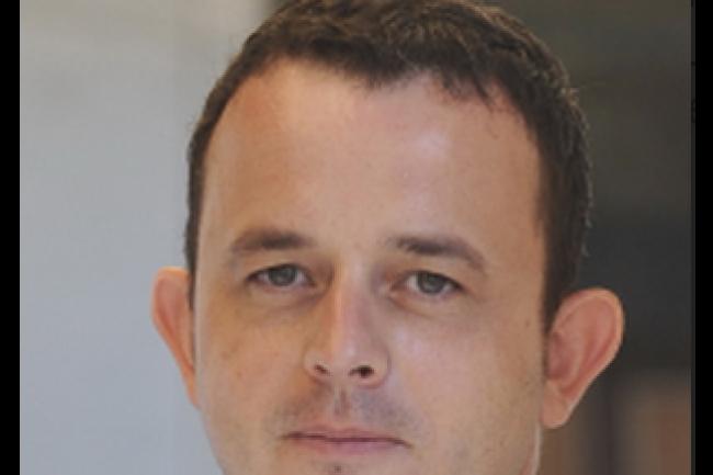 Antoine Darodes a été nommé directeur de l'Agence du Numérique par Emmanuel Macron et Axelle Lemaire. (crédit : D.R.)