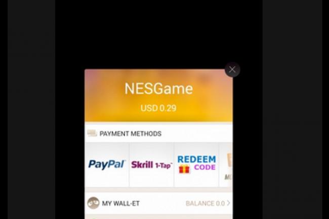 Sous son apparence anodine d'émulateur de jeux Nintendo, NESGame cache en réalité un malware Android dangereux et assez malin pour se faire passer pour un simple adware. (crédit : D.R.)