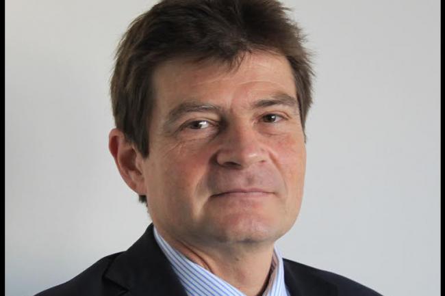 Christian Comtat est directeur du développement de l'activité cloud d'IBM France. (crédit : D.R.)