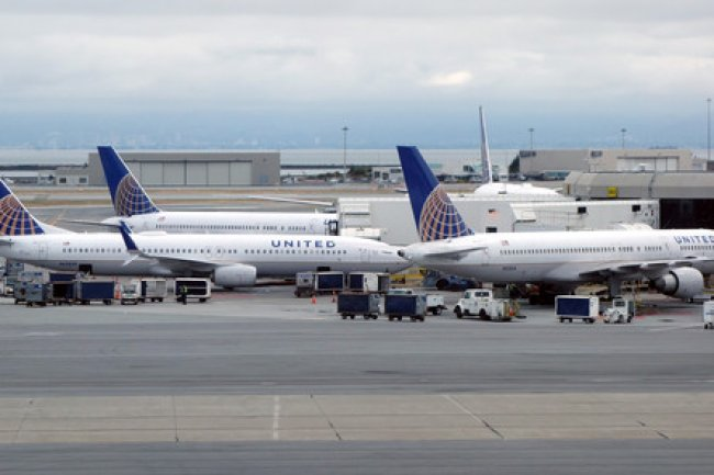 Un problème de routeur est à l'origine de la panne à l'enregistrement des vols d'United Airlines mercredi dernier. (Crédit D.R.)