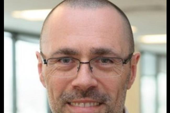 Laurent Bartoletti, responsable stockage Europe du Sud chez HDS, est confiant pour la sortie en 2016 d'une offre serveur de fichiers intégré en natif aux systèmes de stockage ciblant les SMB. (crédit : D.R.)