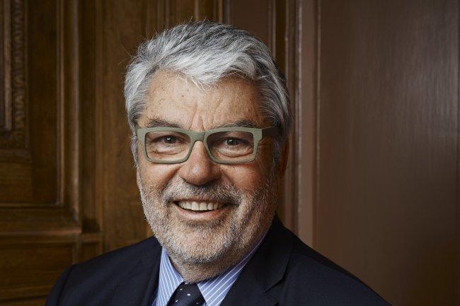Yves Bismuth, président de l'Adira. (crédit : Bruno Levy)