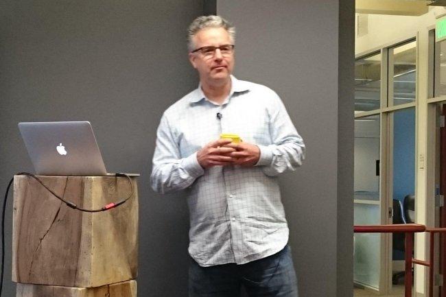 Cofondateur de Riverbed et ancien universitaire spécialisé dans les réseaux, Steve McCanne a créé Jut en 2013 pour visualiser toutes les données de l'entreprise. (crédit : S.L.)