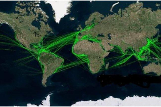 Le réseau Globalstar forme une constellation de 48 satellites. (crédit : D.R.)
