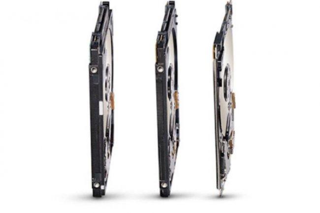 Les disques durs 2,5 pouces de Seagate offrent une capacité de 1 To par plateau. Crédit: D.R