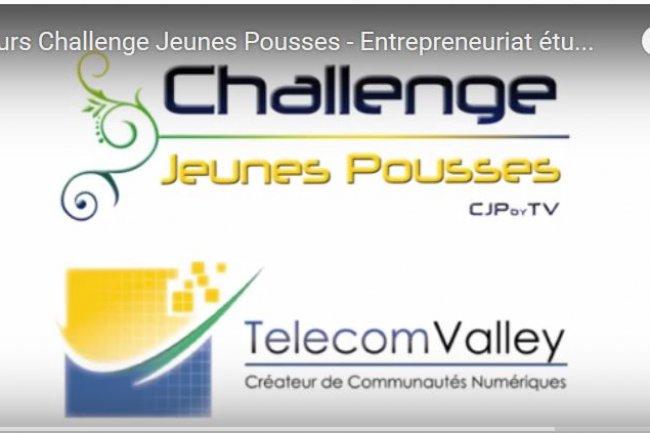 Le concours Challenge Jeunes Pousses, créé par Telecom Valley,  permettra aux étudiants de la région PACA de développer des  projets innovants. Crédit: D.R