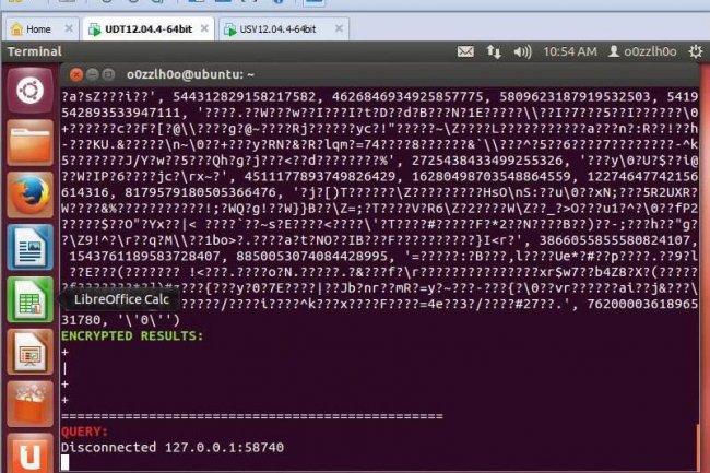 CryptDB permet d'effectuer des requêtes SQL sur des données chiffrées.
