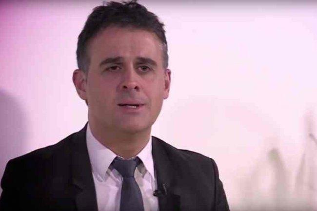 Laurent Verbiguié, Directeur du Système d'Information de l'Aéroport de Toulouse-Blagnac.