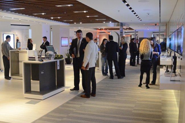 L'innovation Center de Verizon à San Francisco proposera en 2016 les premiers tests 5G.
