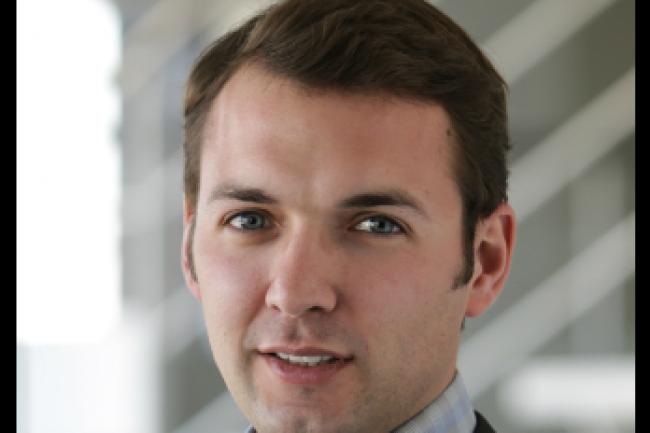 Etienne Lecoq, directeur commercial d'Antemeta, ne s'attendait pas à ce que l'intégrateur connaisse une croissance de 21% pour son exercice 2014/2015. (crédit : D.R.)