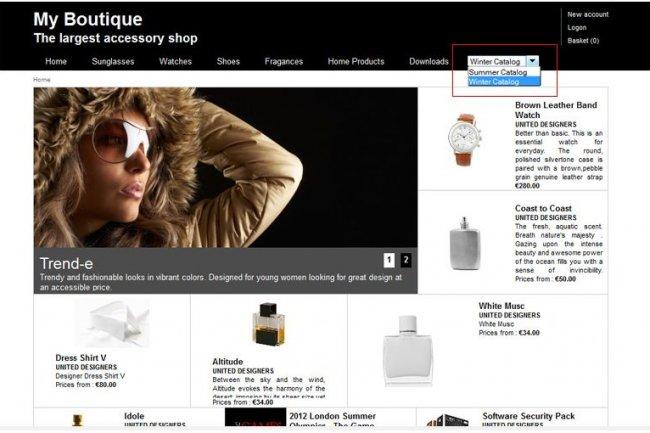 Plateforme de e-commerce multiboutiques, Magelia WebStore permet de gérer plusieurs catalogues, stocks et devises. Elle vient d'être acquise par Cegid.
