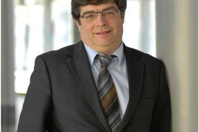 Les versions sur site et On Demand de l'ERP Yourcegid Y2 pour PME sont iso-fonctionnelles, souligne Sylvain Moussé, directeur des technologies de Cegid. (crédit : D.R.)