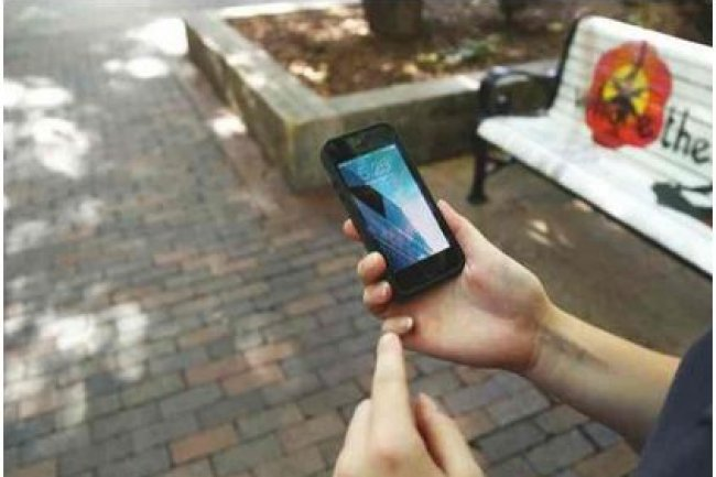 Le mobile-to-store est une tendance émergente. (crédit : D.R.)