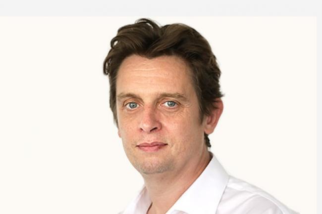 Henri Verdier, nouveau directeur de la Dinsic
