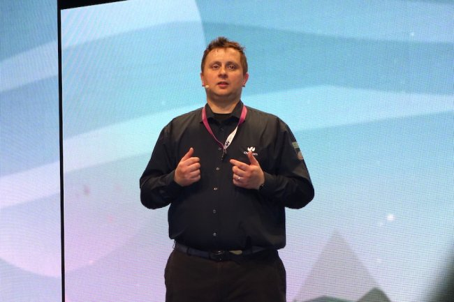 Octave Klaba a cédé son siège de CEO pour se consacrer aux développements techniques. (crédit : D.R.)