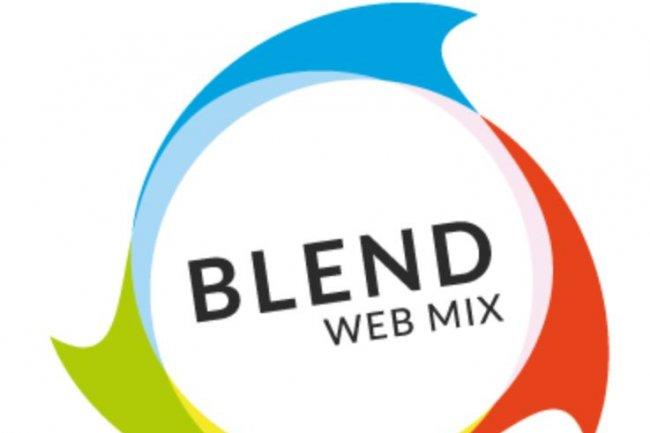 Le concours BlendWebMix mettra en lice douze start-ups ayant moins de moins de 3 ans à la Cité internationale de Lyon. . Crédit: D.R