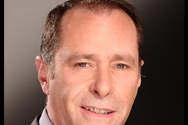 Xavier Poisson est vice-président de HP Helion EMEA. (crédit : HP)