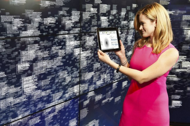 Big blue crée une entité de conseil dans l'informatique cognitive. (Crédit IBM)