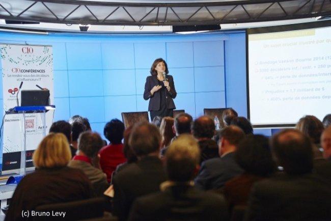 Le 24 septembre 2015, CIO a organisé à Paris une Matinée Stratégique sur «Data Asset: la donnée, actif de l'entreprise». - (Crédit photo B. Levy)