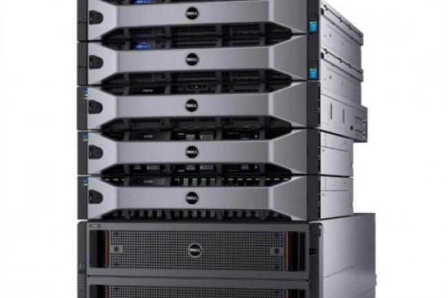 La baie SC9000 est disponible avec des disques durs et des SSD MLC ou TLC. (crédit : D.R.)