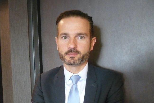 Bruno Lamard, directeur du département Système d'Information Informatique de l'APEC. (crédit : LMI)