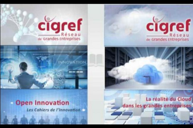 Le Cigref vient de publier deux nouveaux documents synthétiques. (crédit : D.R.)