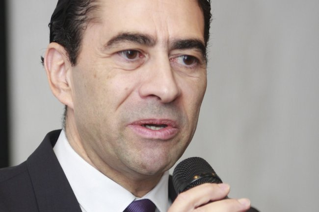 Jusqu'alors PDG de HP France, Gérald Karsenti est désormais PDG de Hewlett Packard Enterprise France. (crédit : LMI)